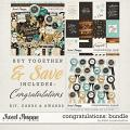 Congratulations: Bundle by Kristin Cronin-Barrow