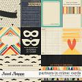 Partners in Crime: CARDS by Studio Flergs & Studio Basic Designs