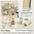Cream & Sugar: COLLECTION by Amber Shaw