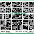 Cindy's Layered Templates - Universal Album 2 MEGA by Cindy Schneider