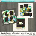 Brook's Templates - Trifecta 06 - Oops, I Grid it Again by Brook Magee