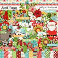 Jolly Christmas by Melissa Bennett