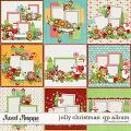 Jolly Christmas QP Album by Melissa Bennett