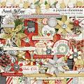 A Joyous Christmas by Jady Day Studio
