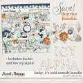 Baby, It's Cold Outside Bundle by Jady Day Studio