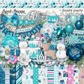 Frosty Party by lliella designs