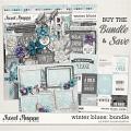 Winter Blues: Bundle by Kristin Cronin-Barrow