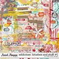 Addiction: Brushes And Stuff! #1 by Studio Basic