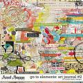 Go To Elements: Art Journal #2 by Studio Basic