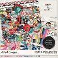 Snip & Curl Bundle by Digilicious Design