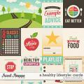 A Healthy Lifestyle: Cards by Kristin Cronin-Barrow