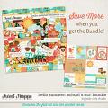 Hello Summer: School's Out! Bundle by Jady Day Studio
