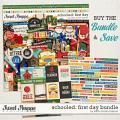 Schooled: First Day Bundle by Kristin Cronin-Barrow
