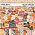 Pieces Of Autumn by Digital Scrapbook Ingredients