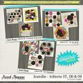Brook's Templates - Bundle - Trifecta 07, 08 & 09 by Brook Magee
