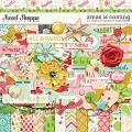 Xmas Is Coming by Digital Scrapbook Ingredients