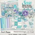 #believeinmagic: Ice Magic Collection by Amber Shaw & Studio Flergs