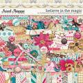 Believe in the Magic by Digital Scrapbook Ingredients & Tickled Pink Studio