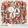 Alphamania {Chipboard 03} by Digilicious Design