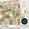 O Holy Night {Bundle} by Digilicious Design