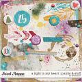 A Light In My Heart : Paints & Stuff by Amanda Yi