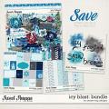 Icy Blast: Bundle by Dream Big Designs