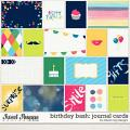 Birthday Bash: Journal Cards by Dream Big Designs