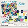 Birthday Bash: Bundle by Dream Big Designs