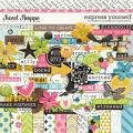 Express Yourself by Digital Scrapbook Ingredients