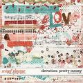 Devotion: Pretty Messy by Krystal Hartley