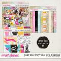 Just The Way You Are Bundle by Studio Basic