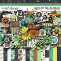 Biggest Fan: Football by Dream Big Designs