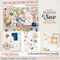 A Thousand Years Bundle by Becca Bonneville