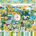 Fresh by Krystal Hartley, Meghan Mullens & Two Tiny Turtles