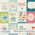 Capturing life: March {Cards} by Blagovesta Gosheva