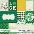 Celebrate: Luck Cards by Amanda Yi & Libby Pritchett