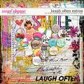 Laugh Often Extras by Studio Basic and Little Butterfly Wings