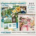 Easter Bunny & Blessings Bundle by Kristin Cronin-Barrow