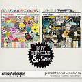 Parenthood : Bundle by Amanda Yi & Studio Basic Designs