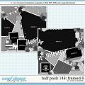 Cindy's Layered Templates - Half Pack 149: Framed 6 by Cindy Schneider