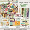 Happy Garden - Bundle by Red Ivy Design