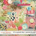 It's A Good Day : Paints & Stuff by Amanda Yi