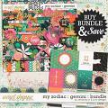My Zodiac - Gemini : Bundle by Amanda Yi & Juno Designs