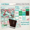 Unwind Value Bundle by Krystal Hartley, Meghan Mullens & Two Tiny Turtles