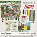 In The Woods - Bundle by Red Ivy Design