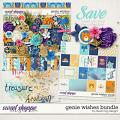 Genie Wishes Bundle by Dream Big Designs