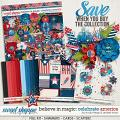 Beleive in Magic: Celebrate America Collection by Amber Shaw & Studio Flergs