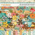 All Around the World by Studio Flergs & Digital Scrapbook Ingredients