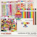 Rainbows Of Life: Bundle by Studio Basic
