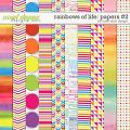 Rainbows Of Life: Papers #2 by Studio Basic